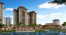 海南海口南海幸福汇感恩回馈推出10套房源 均价15800元/平