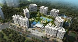 红塘湾鲁能公馆在售楼栋为5#商业楼