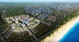 智汇城围绕天然生态环境营造舒适舒适栖居