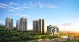 新华联奥林匹克花园为奥林匹克主题社区