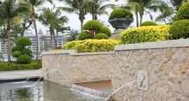 陵水雅居乐清水湾别墅享两条特色景观带