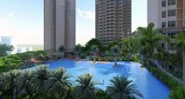 新华联奥林匹克花园山海大宅,在售均价33000元/㎡