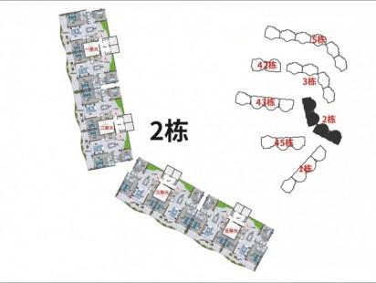 楼栋规划图