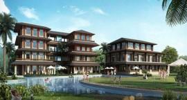 长基听棠复合型温泉度假住宅社区,洋房均价33000元/㎡起